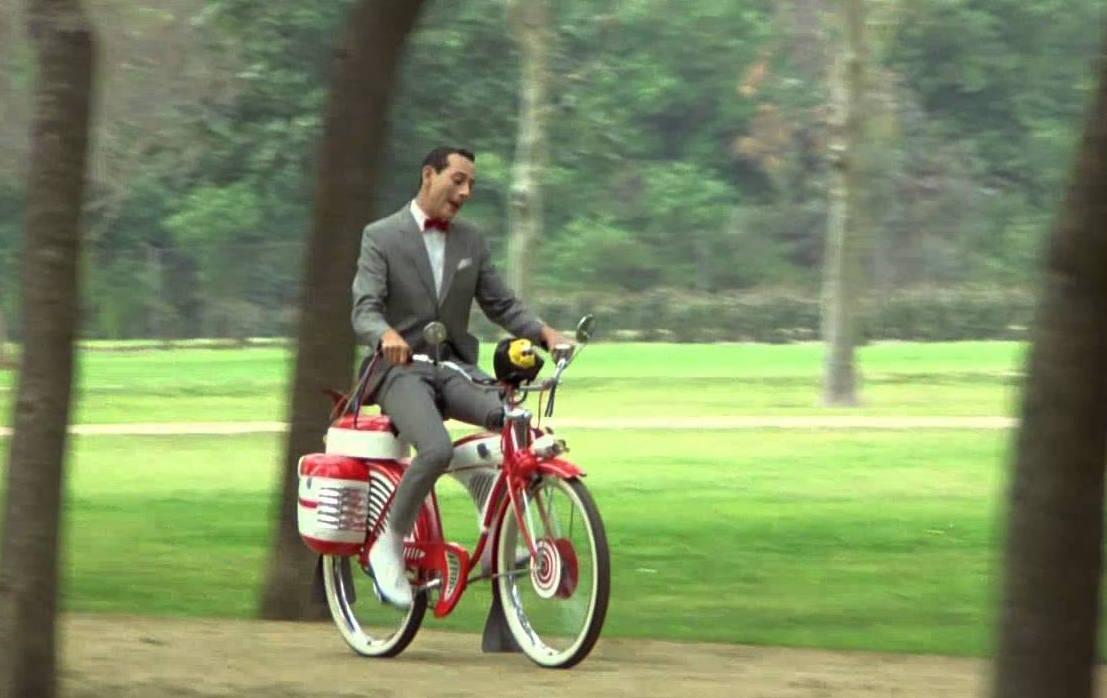 Pee-Wee-Herman-Bike